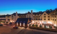 The Grand Bohemian Hotel Mountain Brook is located at 2655 Lane Park Road in Mountain Brook - an affluent suburb of Birmingham. It's also one of Alabama's most luxurious and eclectic hotels.