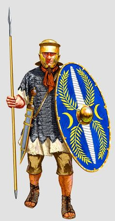 New Roman Cavalry renders