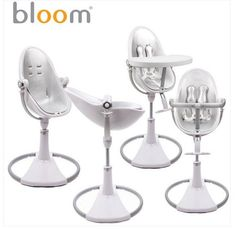 Superieur Bloom High Chair Fresco Chrome   Wow Design U0026 Function