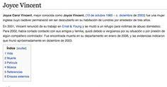 Galería: No creerás estas 10 páginas perturbadoras de Wikipedia.
