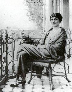 """The Soviet denouncement of Anna Akhmatova (1946):  """"Anna Akhmatova is one of the representatives of a reactionary literary quagmire devoid of ideas. . . . The range of her poetry is pitifully limited.  This is the poetry of a feral lady from the salons, moving between the boudoir and the prayer stool.  It is based on erotic motifs of mourning, melancholy, death, mysticism, and isolation.  . .. both nun and whore.""""  And this is about one of the 20th century's greatest poets."""