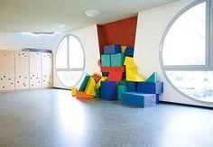 Kindergarten school by Tomi Ungerer.