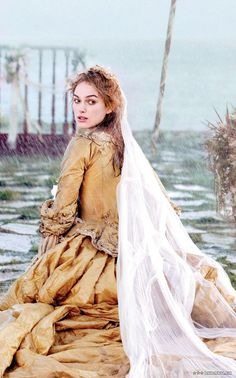 Keira Knightley in Pirates of the Caribbean: Dead Man's Chest
