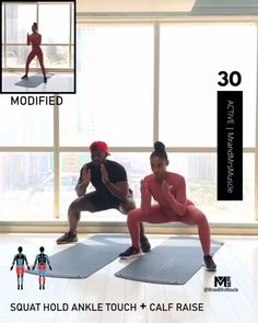 You decided to change your body shape and don't know how to motivate yourself to workout alone?Jumpstart your workouts with 10 workout motivational tips. Hiit Workout Plan, Full Body Hiit Workout, Gym Workout Videos, Butt Workout, Workout Challenge, Workout Partner, Tabata, Calf Muscle Workout, Inner Leg Workouts