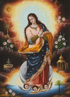 'Immaculate Conception' | NOVICA