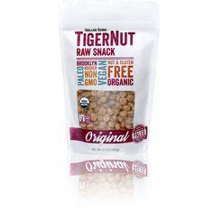 tigernuts - TigerNut Raw Snack - 2