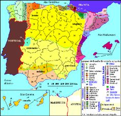 Does the Spanish language have a variety of dialects in Spain? - Quora