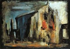 Buy online, view images and see past prices for John Piper, C. Invaluable is the world's largest marketplace for art, antiques, and collectibles. John Piper Artist, Coventry Cathedral, Just Ink, List Of Artists, Building Art, Chapelle, View Image, Printmaking, Oil On Canvas