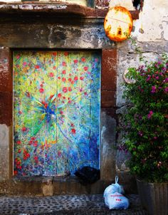 Projecto Arte Portas Abertas, Funchal, Madeira island, Portugal.