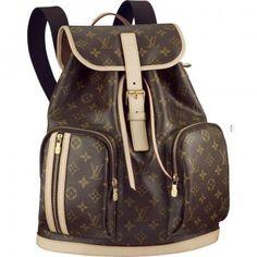Louis Vuitton Bosphore Backpack $211.99 http://www.louisvuittonfire.com
