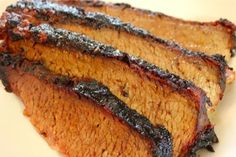 Smoked Brisket with Onion Marinade - Smoking Meat Newsletter