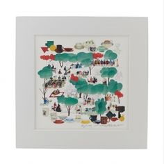 Memories Over a Cup of Tea by Natsko Seki (Limited Edition Print)