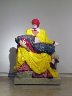 "Saatchi Online Artist John Moran; Sculpture, ""New Times Roman"" #art"