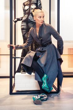 How does one prepare for an afternoon with Daphne Guinness? http://www.thecoveteur.com/daphne-guinness/
