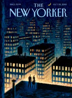 Cover Story: The Magical Rooftops of New York