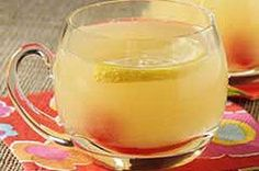 Lemonade - Pineapple Punch Just tried this recipe for a baby shower...raspberry lemonade, lemon lime soda, 2-3 cups pineapple juice, sliced lemons on top to make it look pretty and add a little more flavor. Really easy, pretty, and YUMMY!.