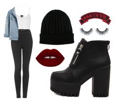"""""""Sin título #516"""" by immoverthemoon on Polyvore featuring moda, Topshop, Dolce&Gabbana y Miss Selfridge"""