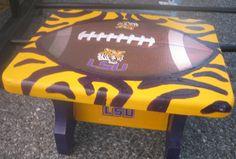 LSU Table, boys & girls would love it ;