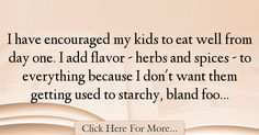 Alison Sweeney Quotes About Food - 23525