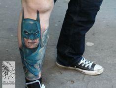 #batman #BATMAN #tattoo #roostertattoocom #roostertattoo #roostertattoobratislava @roostertattoocom