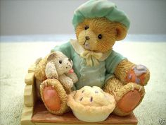 "CHERISHED TEDDIES "" LITTLE JACK HORNER ""  # 624780 1993"