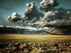 Eyjafjallajökull (by Soffia Gisladottir)