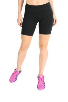 Shorts/ Bermuda de academia em Supplex Light (90%Poliamida 10%Elastano), tecido mais fino que o Supplex normal. Menos compressão, mais conforto. Cós alto e firme que modela.