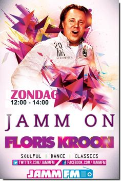 Floris ON @ Jamm Fm Smooth Funky. Floris Jan Kroon