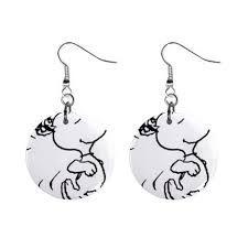 60 Cartoon Earrings Ideas Earrings Cartoon Handmade Gifts For Girlfriend