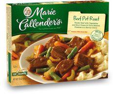 Beef Pot Roast: Dinners | Marie Callender's