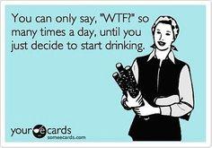 Ha!! Funny but true!!