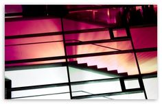 Abstract Architecture Photography (Pink) wallpaper