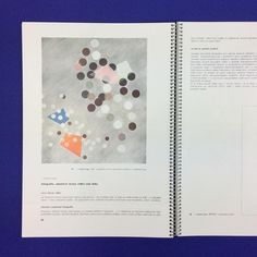 New Title on CP: Spread taken from 'Telehor: Internationale Zeitschrift Fur Visuelle Kultur' which you can find on Counter-Print.co.uk #counterprintbooks #moholynagy #telehor