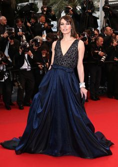 Mmilla Jovovich Roter Teppich