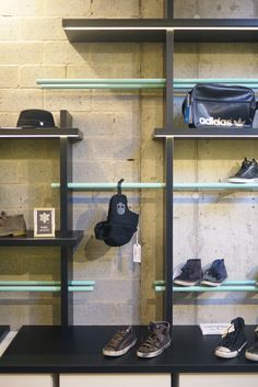 Your Men's Shoe Area