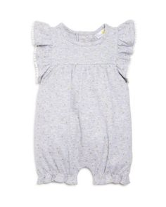 402ae6d291e Bloomingdale s Bloomie s Girls  Heart-Print Romper with Bow