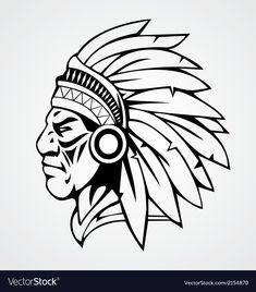 ausmalbilder: ausmalbilder indianer in 2020 | indianische symbole, ausmalbilder, indianer