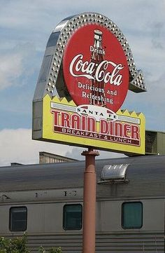 Santa Fe Train Diner, Interstate 90, exit 170. Twenty-two miles west of Murdo, South Dakota.
