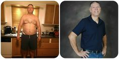 My client and friend John Takacs has had an amazing transformation with our Nutrition Program and has kept all his weight off for 6 months.  He is going strong and feels better than ever!!!!