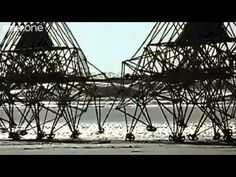 Strandbeests, Astonishing Wind Powered Mobile Sculptures