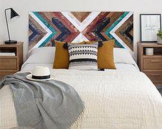 Cabeceros de cama, Cabeceros originales, Cabeceros de madera, Cabecero de cama, Cuadros para cabeceros, Cabeceros étnicos