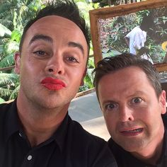Ant and Dec Declan Donnelly, Ant & Dec, Best Friends For Life, Tv Presenters, Ants, Fangirl, Celebrities, Face, People