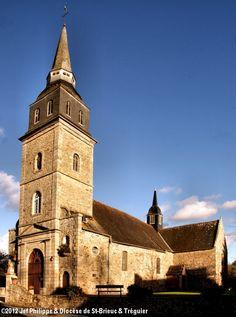Église St-Pierre-St-Paul, à Saint-Pôtan.