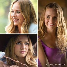 Britt Robertson stars as Sophia in the upcoming Nicholas Sparks film The Longest Ride, in theaters this April.