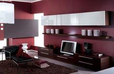 Pareti Bordeaux E Beige : 12 fantastiche immagini su pareti bordeaux bed room home decor e