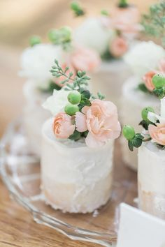 1013 Best Wedding Mini Cakes Images In 2019 Mini Cakes Birthday