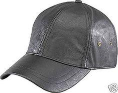 6b8aa7efba8 Henschel Genuine Leather Baseball Cap Review Baseball Hats