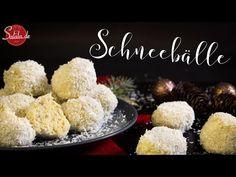 Schneebälle - Low Carb Weihnachtsbäckerei - salala.de - Low Carb mit Vroni & Nico
