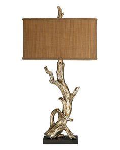 gilded driftwood
