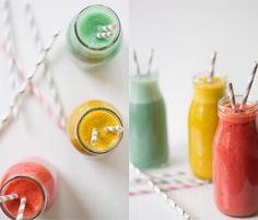 Triple Glowing Superfood Milks by Shanna Jade #BlogHer
